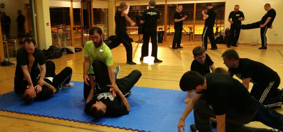 Adults Athlone Krav Maga @ Monksland Community Center,